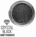 "CraftPigments ""Crystal black"" Кристаллический черный (25мл)"