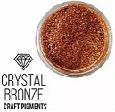 "CraftPigments ""Crystal Bronze"" Кристальная бронза (25мл)"